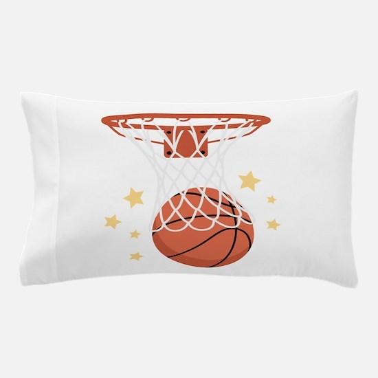 BASKETBALL HOOP Pillow Case