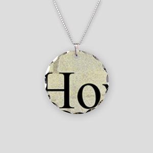 November 19th Necklace
