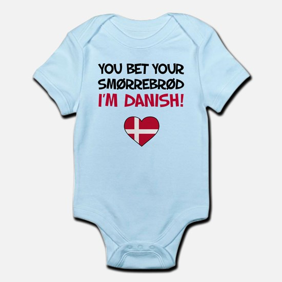 Bet Smorrebrod Im Danish Body Suit