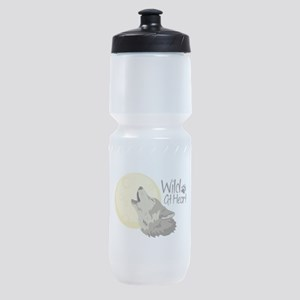 Wild At Heart Sports Bottle