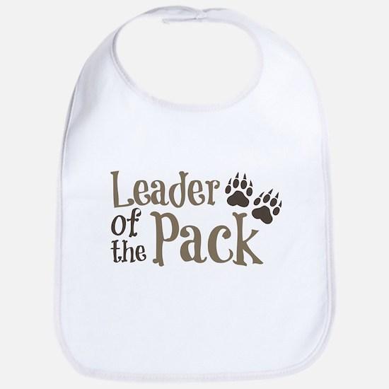 Leader Of The Pack Bib