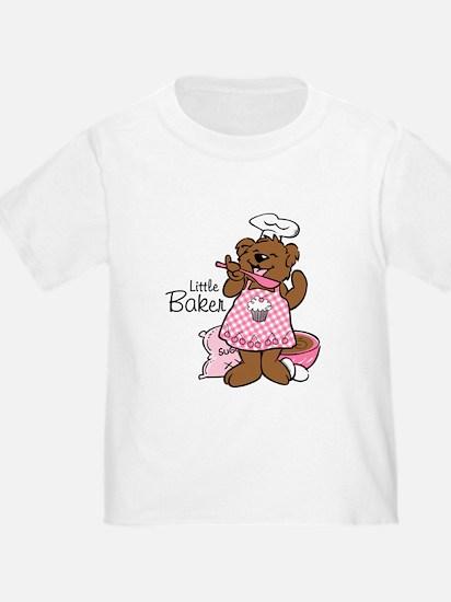 Bear Little Baker T