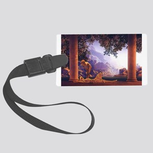 Maxfield Parrish Daybreak Luggage Tag
