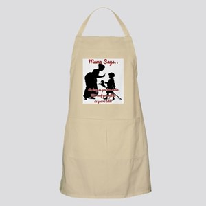Do As Told Apron