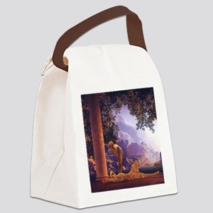 Maxfield Parrish Daybreak Canvas Lunch Bag