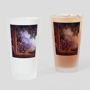 Maxfield Parrish Daybreak Drinking Glass