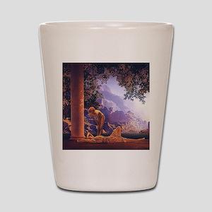 Maxfield Parrish Daybreak Shot Glass