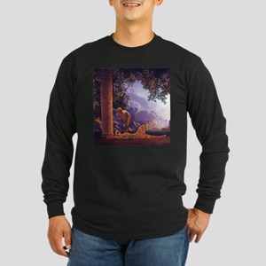 Maxfield Parrish Daybreak Long Sleeve T-Shirt