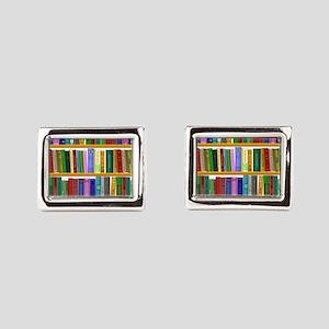 The bookshelf Cufflinks