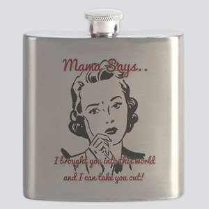 Take You Out Flask