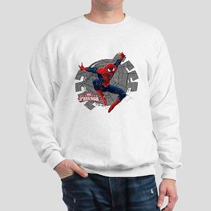 Spiderman Web Sweatshirt