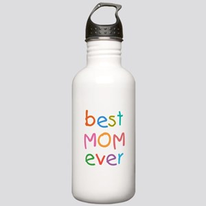 Kid's Best Mom Ever Stainless Water Bottle 1.0L