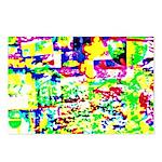 Spectrum of memories Postcards (Package of 8)