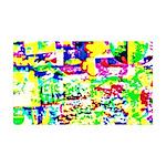 Spectrum of memories Wall Decal