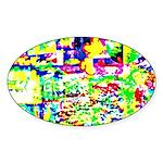 Spectrum of memories Sticker