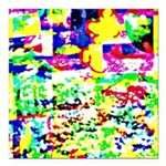 Spectrum of memories Square Car Magnet 3