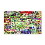 Spectrum of memories Car Magnet 20 x 12
