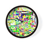 Spectrum of memories Wall Clock