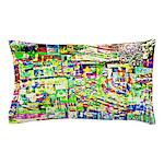Spectrum of memories Pillow Case