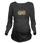Spectrum of memories Long Sleeve Maternity T-Shirt