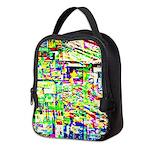 Spectrum of memories Neoprene Lunch Bag