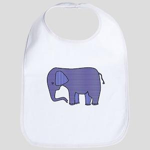Lops The Elephant Bib