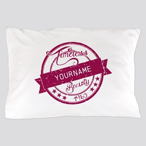 1960 Timeless Beauty Pillow Case