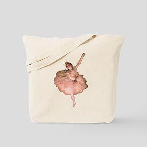 Ballet Dancer Degas Impressionist Painting Tote Ba