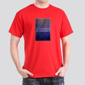 Shades of Purples rothko copy_ T-Shirt