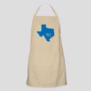 Born and Bred in Texas Apron