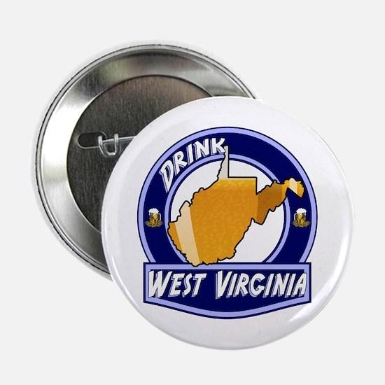 """Drink West Virginia 2.25"""" Button"""