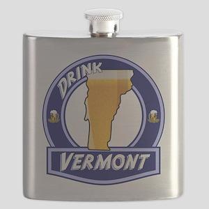 Drink Vermont Flask