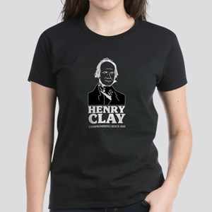 Apush Henry Clay Women's Dark T-Shirt