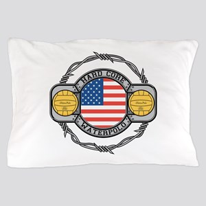usa hard core water Pillow Case