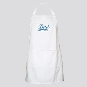 Personalize Dad Since Apron