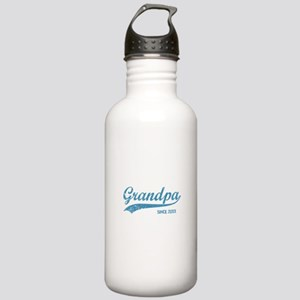 Personalize Grandpa Si Stainless Water Bottle 1.0L