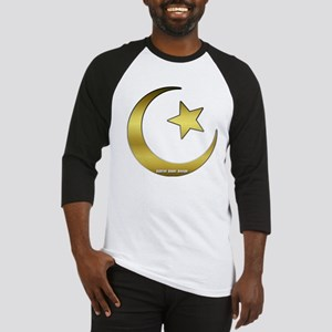 Gold Star and Crescent Baseball Jersey