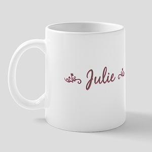 """""""Elegant Julie"""" Mug"""