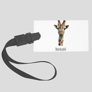 giraffe-pic Luggage Tag