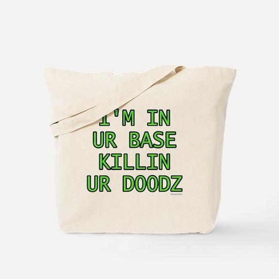 d00dz! Tote Bag