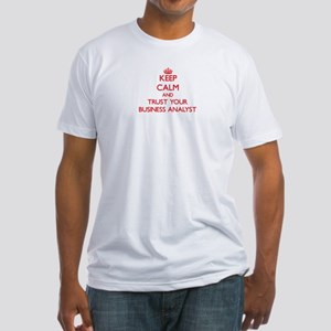 Keep Calm and trust your Business Analyst T-Shirt