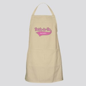Bride-to-Be Custom Date Apron