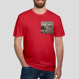 australian cattle dog herding T-Shirt