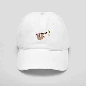 Sloth Baseball Cap