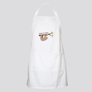 Hang In There Apron