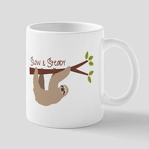 Slow Steady Mugs
