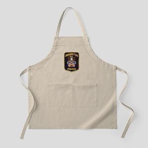 Marietta Police Apron