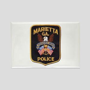 Marietta Police Magnets