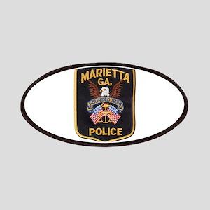Marietta Police Patches