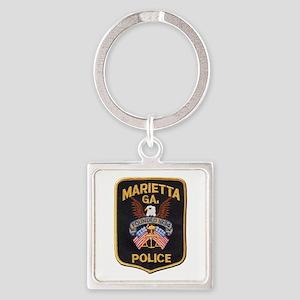 Marietta Police Keychains